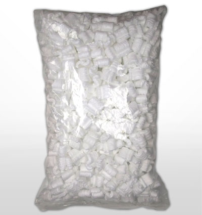 Packaging peanuts for protecting your valuables when moving